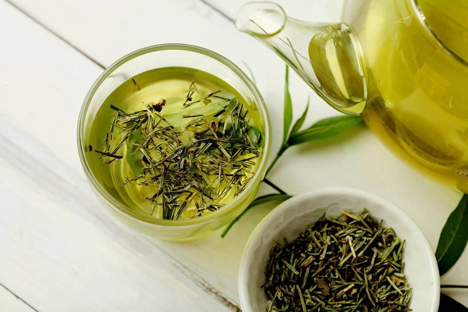зеленый чай при простуде